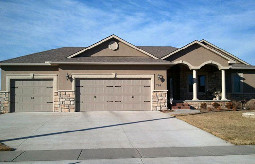 Mark borecky construction hutchinson kansas new home for New home construction selection sheet
